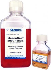 MesenGro® Chemically Defined Medium for MSC